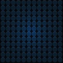 Abstrackt durk blue background