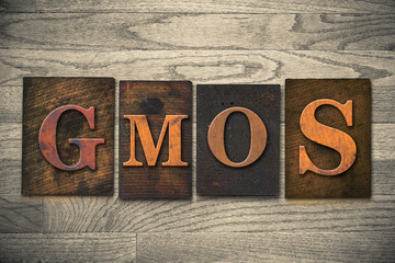 GMOs Wooden Letterpress Theme