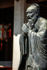 Konfuzius Tempel Shanghai
