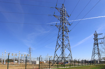 Refonte d'un poste de transformation électrique THT/HT