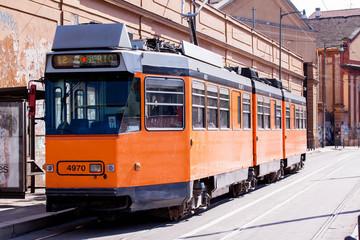 Трамвай Милана