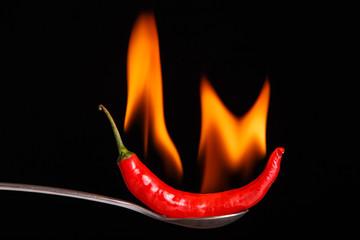 Spoon chili