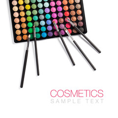 Makeup and cosmetic brushes