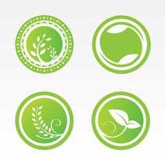 Eco labels.