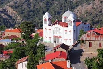 Cyprus village - Pedoulas