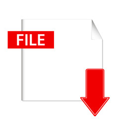 File download button