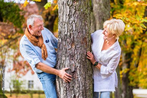 Mit älterem mann flirten