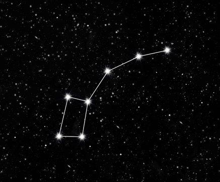 constellation little Dipper