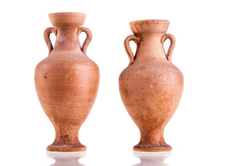 Fototapeta Two amphorae obraz