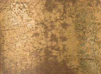 brass texture Wall mural