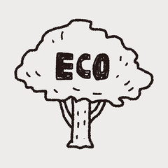 Environmental protection concept; Protect our forests and ecolog