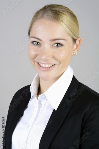 Frau Im Bewerbungsfoto Stockfotos Und Lizenzfreie Bilder Auf