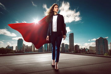 Successful Superwoman