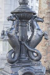 Lamppost Horse Design, Dublin