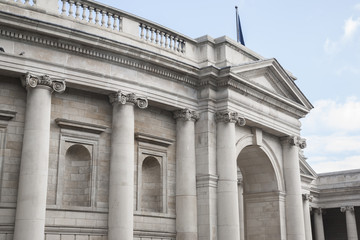 Bank of Ireland Building, Dublin, Ireland