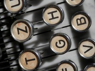 Tasti di macchina da scrivere