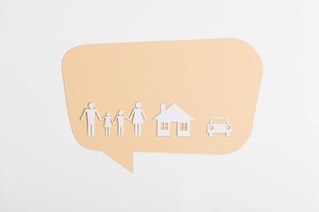 Bubble Speech - Family Symbols