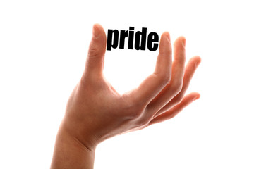 Smaller pride