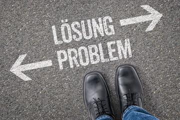 Entscheidung an der Kreuzung - Lösung oder Problem