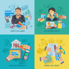 Credit Life Flat