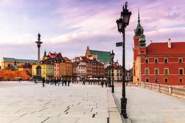 Warszawa Plac zamkowy