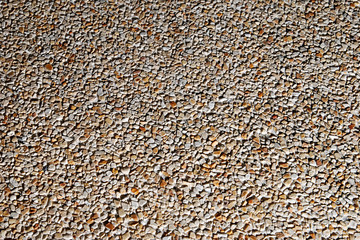 Stone and sand wall Textured