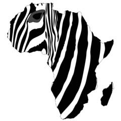Africa's zebra