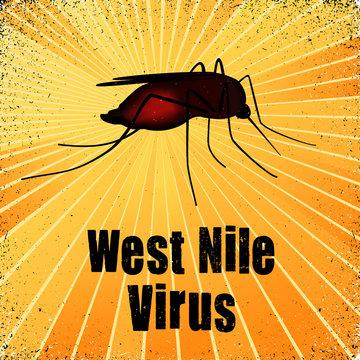 Mosquito, West Nile Virus, heath care, medical, gold rays