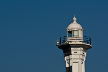 Rijeka harbor lighthouse