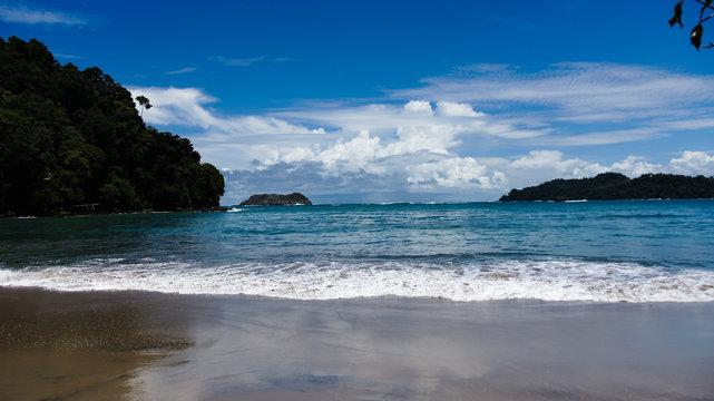 Punta catedral beach