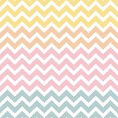 Chevron Pattern Pastell