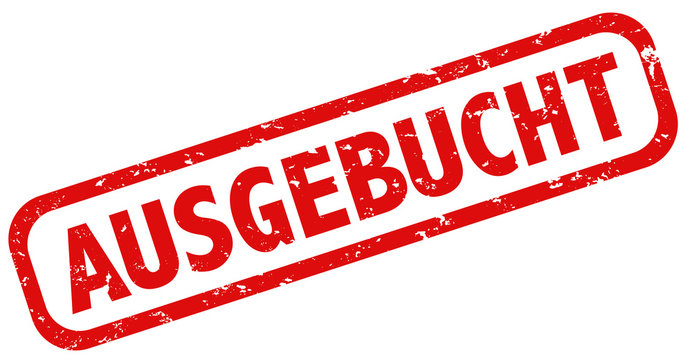 316 BESTE Ausgebucht BILDER, STOCK-FOTOS & -VEKTORGRAFIKEN | Adobe Stock