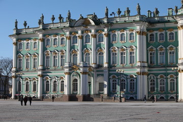 majestic Winter Palace