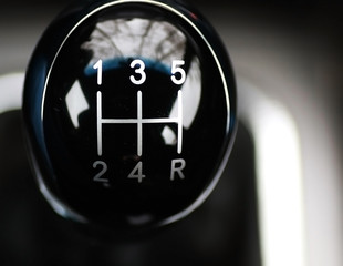 Manual Transmission, handle macro
