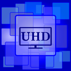 Ultra HD icon