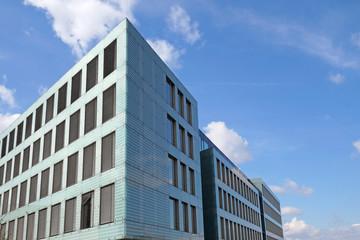 modernes Bürogebäude in München