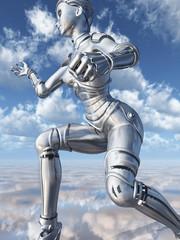 Female robot