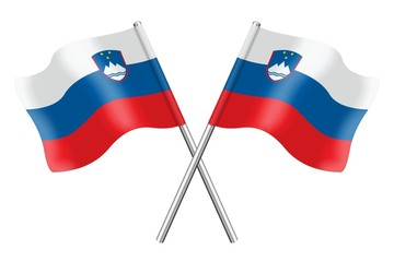 Flags of Slovenia
