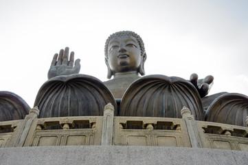 香港の天壇大仏