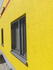 Poster Havana Gelbe Fassade
