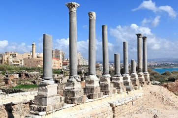 Tyre Roman Ruins, Lebanon