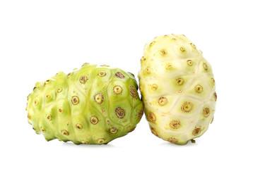 Exotic Fruit - Noni isolated on white background