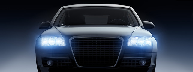 Limousine Frontansicht 2