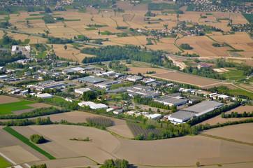 Zone industrielle de Moirans