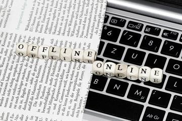Offline oder Online