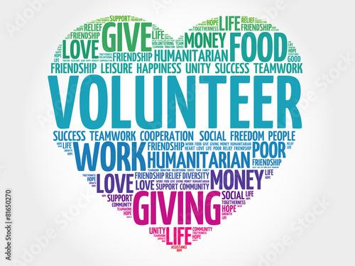 my arts organization volunteer project