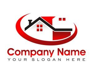 house home logo image vector