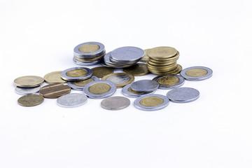 La lira, la vecchia moneta italiana