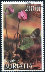 Buryatia - CIRCA 1984:
