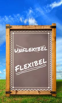 Strassenschild 34 - Flexibel